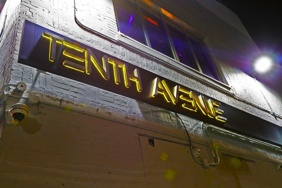 Tenth Avenue - Rooftop Bar, Eatery and Pizzeria 01003