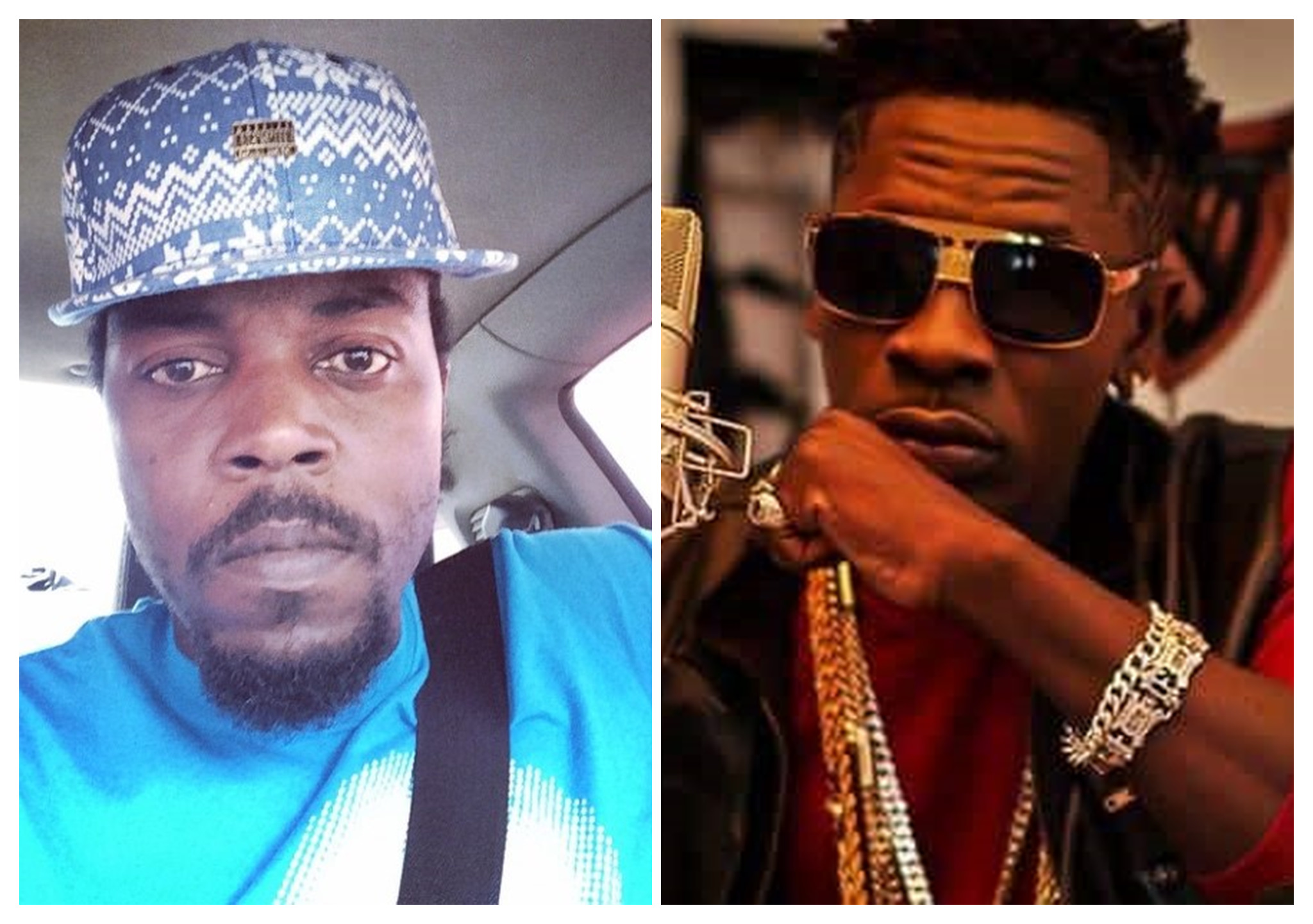 Image result for kwaw kese and shatta wale