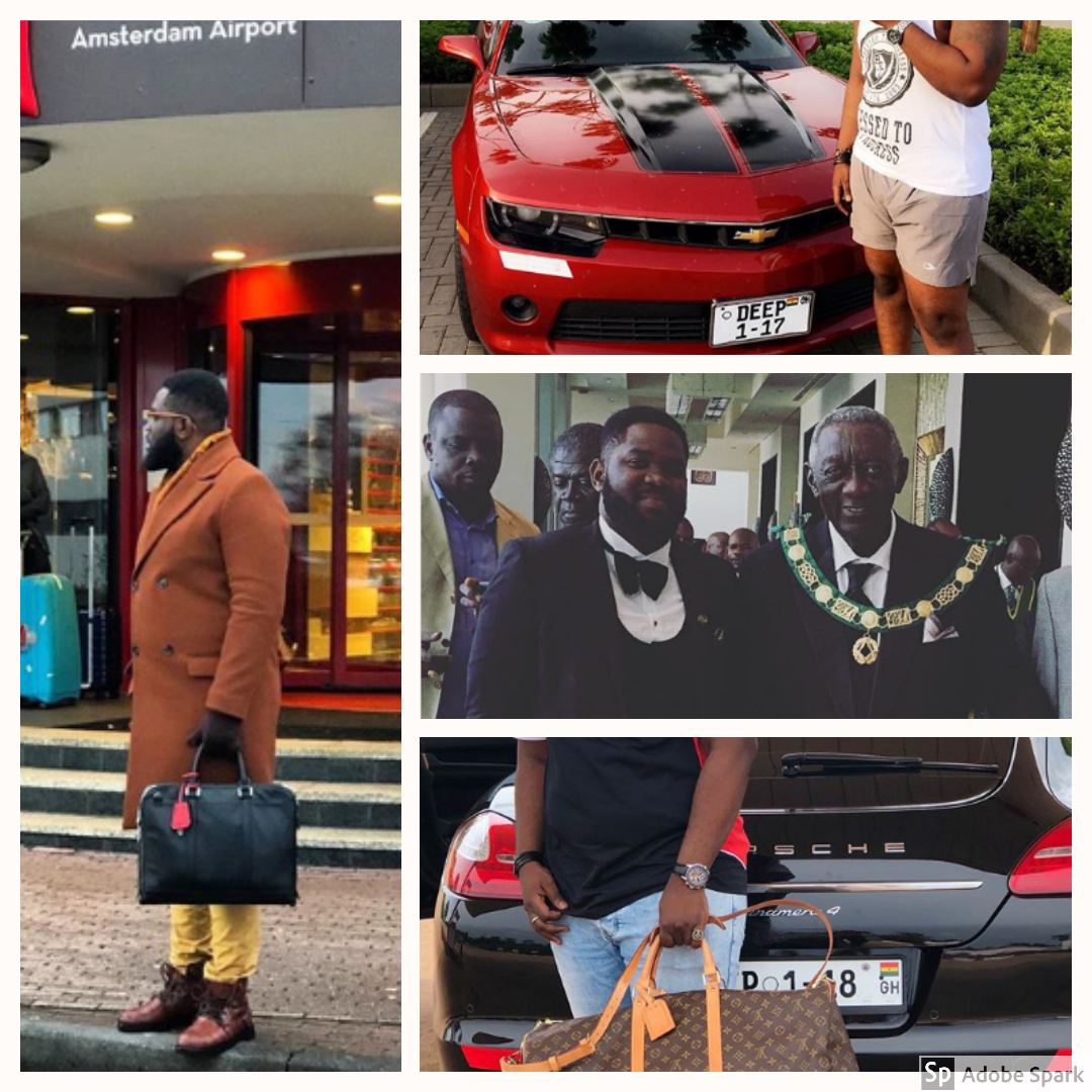 Rich Kids: Check Out The Luxury Life Of 'Deep_Grey' One Of