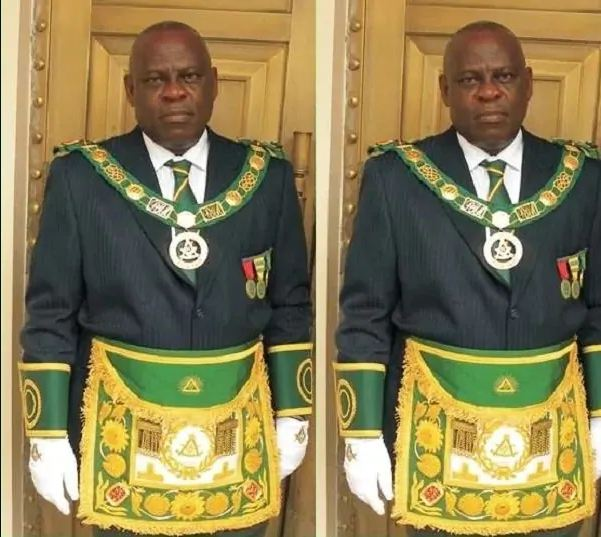 Top 7 Powerful And Prominent Ghanaians Who Are Part Of A Secret Cult (Photos)   Page 2 of 7