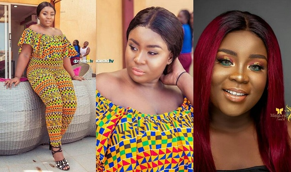 Is Maame Serwaa Now A slay Queen?, This Is What She Is Saying