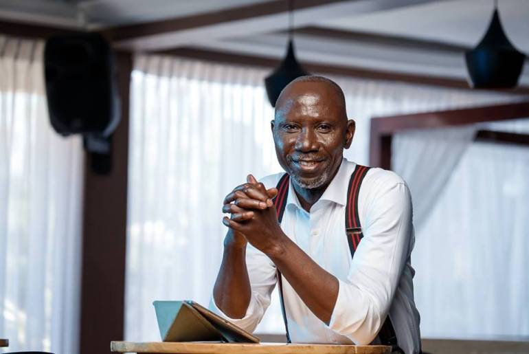 Uncle Ebo Whyte advises parents