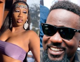Victoria Kimani hails Sarkodie as Africa's finest rapper