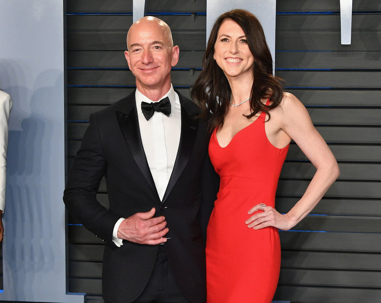 World's Richest Man Jeff Bezos Agrees To Record-Breaking Divorce Of $35bn divorce