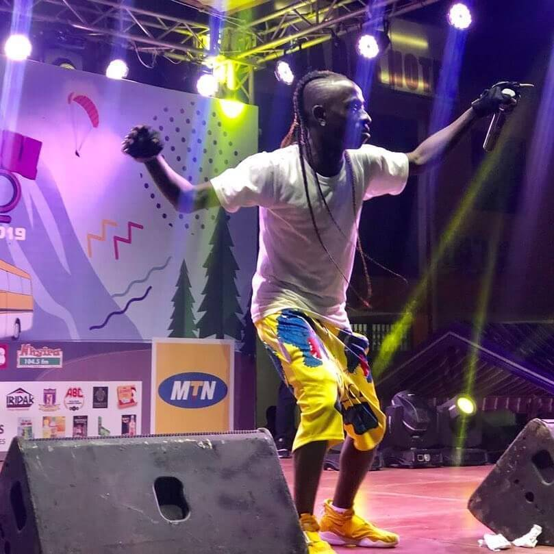 Patapaa Is No Longer The Messi Of Ghana Music-He Says He's