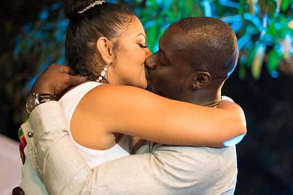 Fans react as Chris Attoh's second wife is shot dead in US