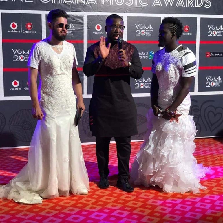 Photos See 10 Worst Dressed Celebs On The 2019 Vgma Red Carpet