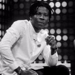 Stonebwoy kicked out
