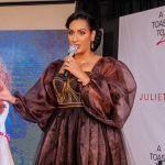 Juliet Ibrahim launches book