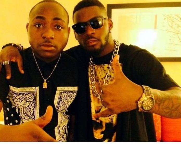 DJ Arafat's Friend, Davido Promises To Cater For His Wife