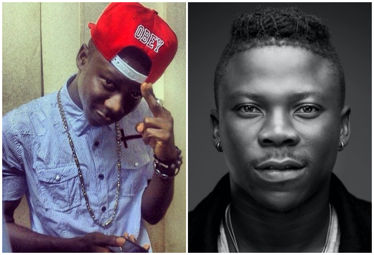 Stonebwoy Shares Throwback Photo To Inspire Fans