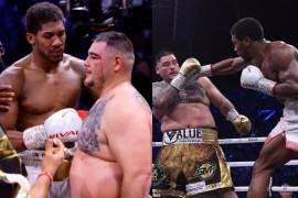 Andy Ruiz explains why he lost to Anthony Joshua