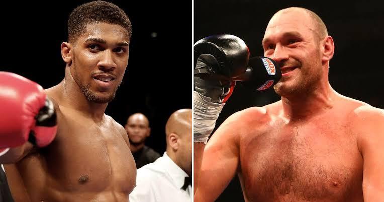 No Deontay Wilder-Anthony Joshua talks, insists Tyson Fury's promoter Frank Warren