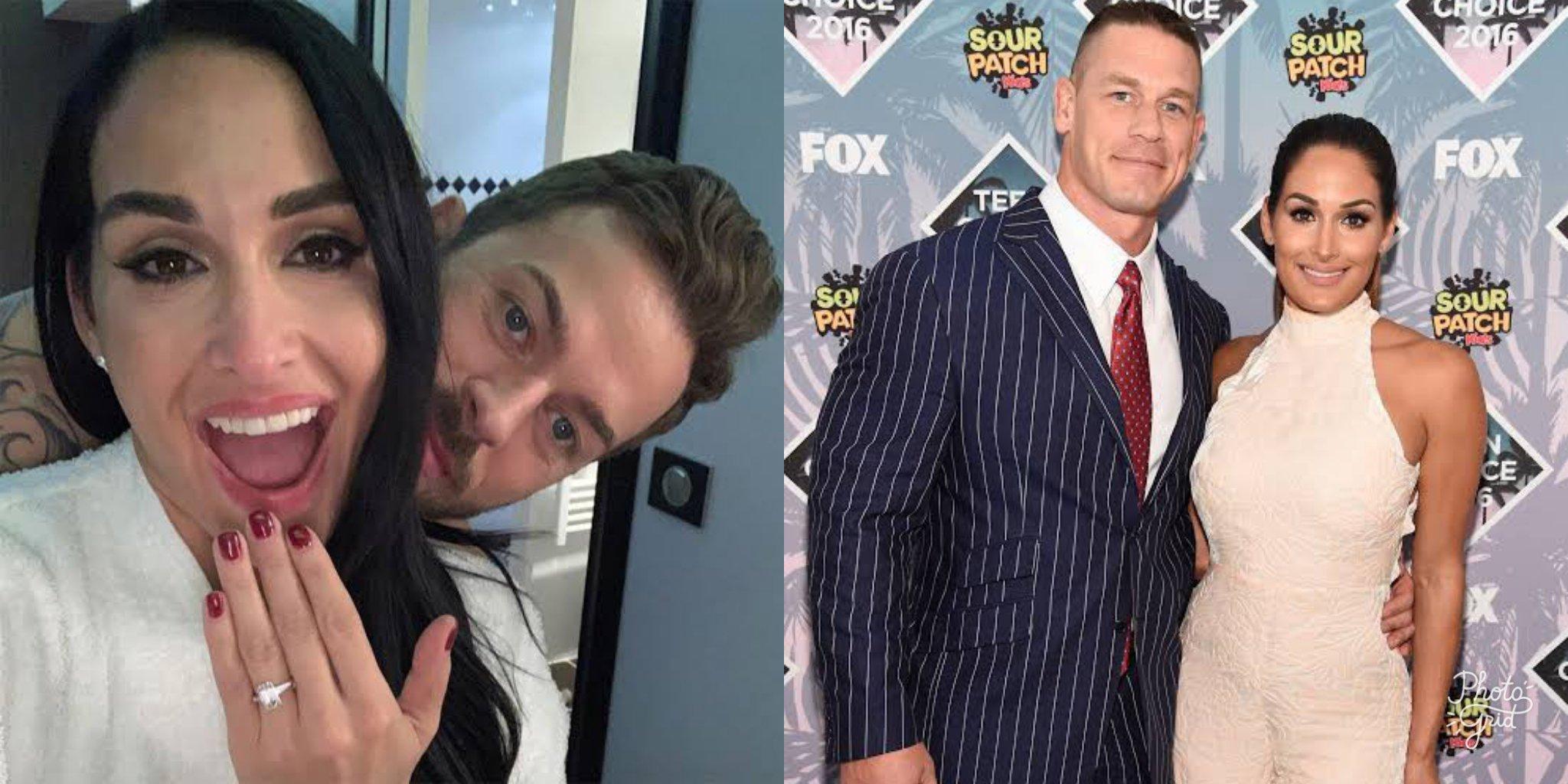 Nikki Bella Announces Her Engagement To Her Dancer Boyfriend Artem Chigvintsev After Ditching John Cena