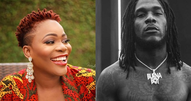 'I Didn't Want Burna Boy To Win The Grammy Award Because Of His Attitude' - Therapist Jabs - GH Gossip