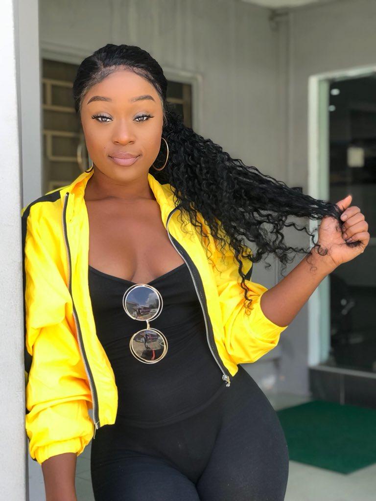 Efia Odo Throws Fresh Insults At Shatta Wale
