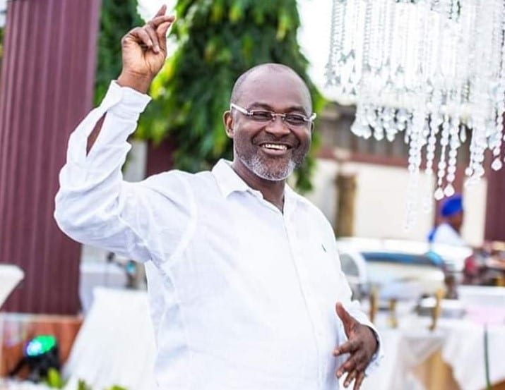 """Kennedy Agyapong  - """"Kennedy Agyapong is a very great man. He serves as a motivation to me"""" – Medikal"""