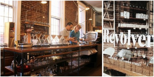 22. The mad-scientist feel of Revolver Brew Bar in Vancouver.
