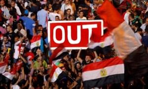 manifestazione piazza tahrir il cairo