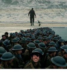 Dunkirk tra terra, mare e cielo