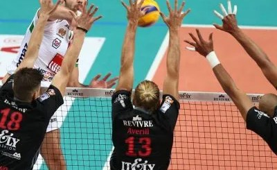 Micah Christenson, MVP di Milano-Civitanova (fonte immagine: facebook.com/LegaVolleySerieA)