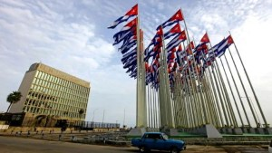 Ambasciata USA a L'Avana