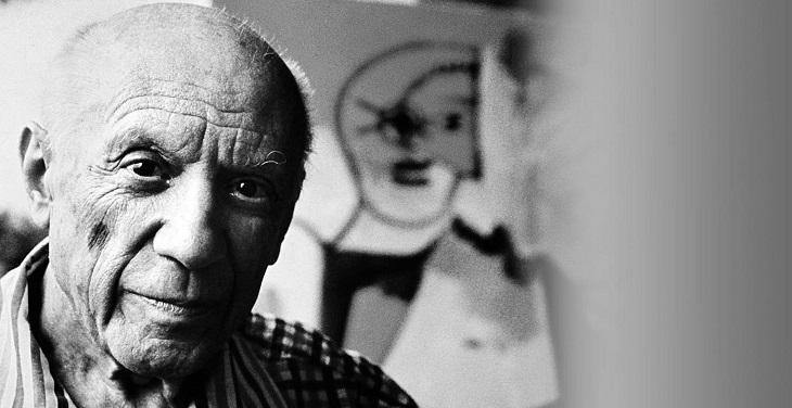 Pablo Picasso (fonte immagine: starhotels.com)