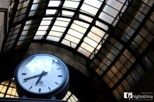 La città che divora il tempo (Milano, © Sergio Basilio | Ghigliottina)