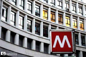 METROpoli (Milano, © Sergio Basilio   Ghigliottina)