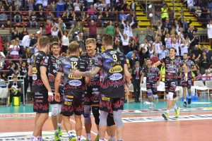 Perugia vs Monza di SuperLega