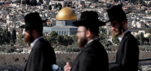 Gerusalemme (fonte immagine: Twitter)