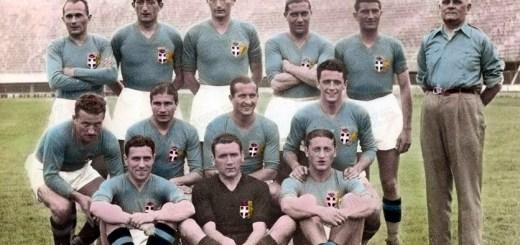 Italia, campione del mondo nel 1934