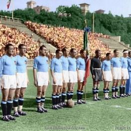 La Nazionale Italiana nel 1934