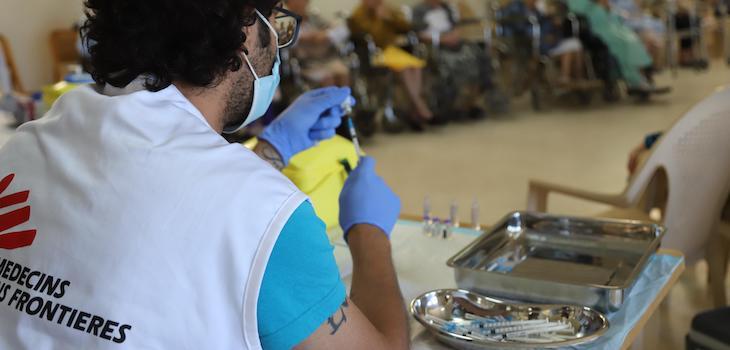 covax medici senza frontiere