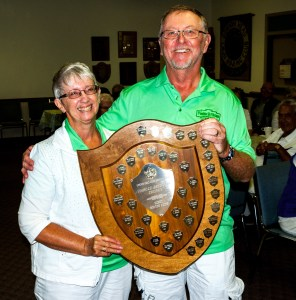 2015 Beckwith Scotch Pairs Trophy Winners