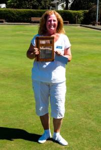 2015 Novice Women Singles Champion