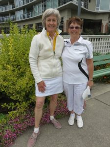 2016 Rose Bowl Third Place Annie Bodley-Scott and Celia Wilson