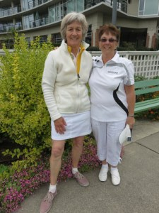 2016 Rose Bowl Third Place Annie Bodley-Scott and Celia Wilson