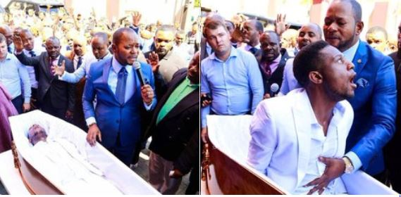 Image result for Resurrection Miracle: Pastor Alph Lukau Apologizes For Deceiving The World.