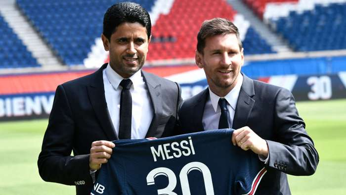 When is Lionel Messi's PSG debut? Dates for Argentine star's first game with his new club