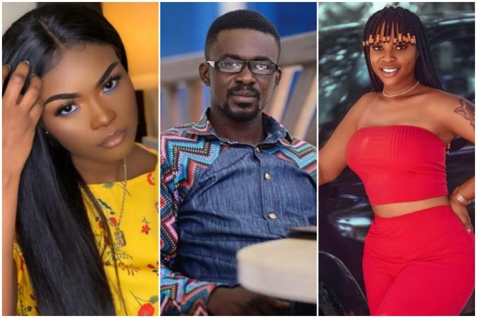 Lady Slam Shatta Wale's Cousin For Alleging Michy Slept With NAM1