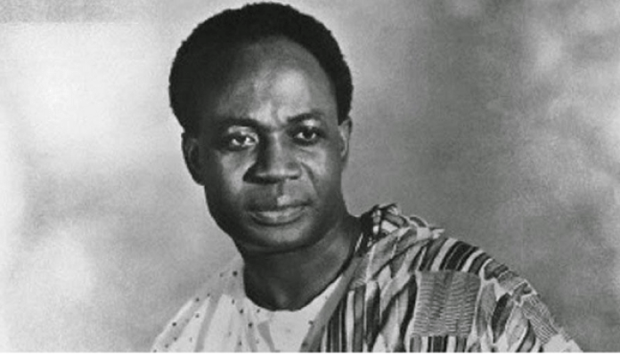 Dr. Kwame Nkrumah was not a Ghanaian