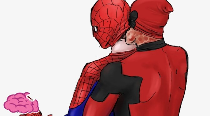 蜘蛛人跟死侍不為人知的關係
