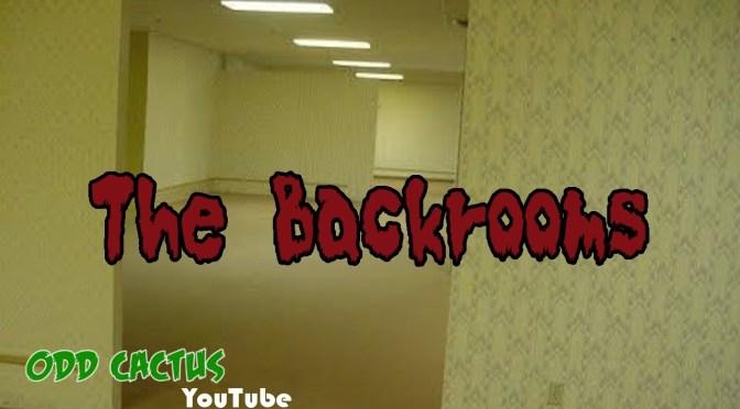 50%的人都去過出不來的後房: The Backrooms