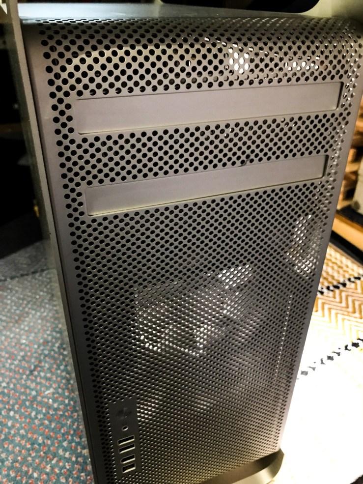Mac Pro 2008 Rebuilt