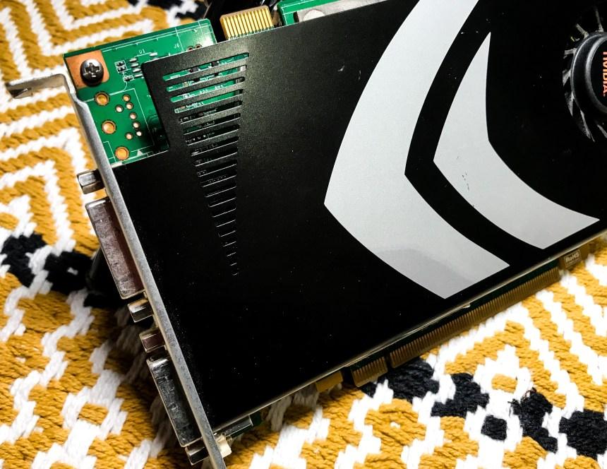Mac Nvidia 8800 GT