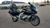 Photos of demo 2015 K1600GTL with 1670 miles. A few scuffs on the saddlebags, seat, and left mirror.