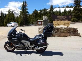 The Nightowl at Hoosier Pass.