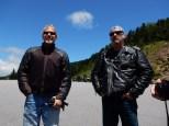 Netscum from Indiana: John Ross and Hawgeye.