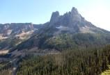 Washington Pass overlook.